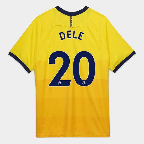 Tottenham Hotspur Dele Alli Third Shirt 20/21 Mens