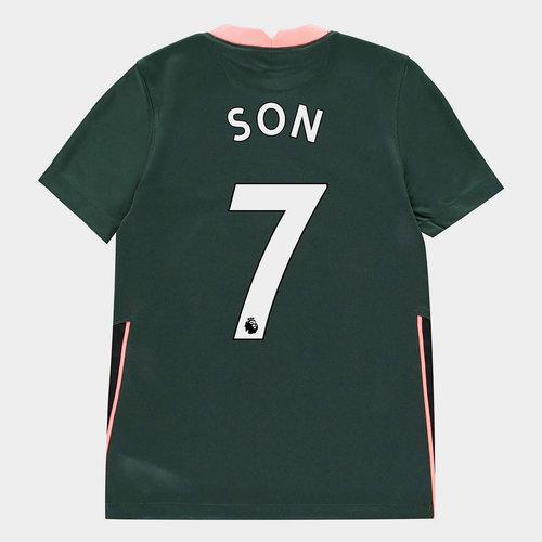 Tottenham Hotspur Heung Min Son Away Shirt 20/21 Kids
