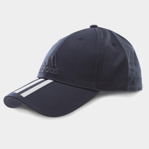 3 Stripes Cotton Cap