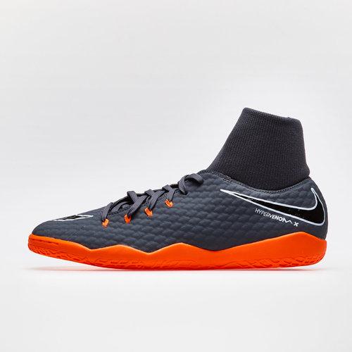 5a669642f Nike Hypervenom PhantomX III Academy D-Fit IC Football Trainers, £50.00