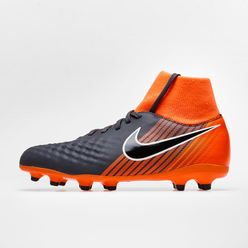 Magista Obra II Academy D-Fit Kids FG Football Boots