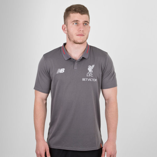 Liverpool FC 18/19 Elite Leisure Football Polo Shirt