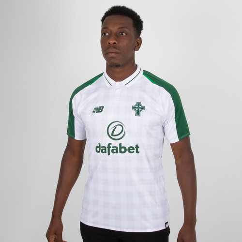 c6dfcbe12 New Balance Celtic FC 18 19 Away S S Replica Football Shirt