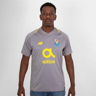 FC Porto 18/19 Away S/S Replica Football Shirt