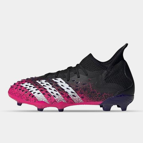 Predator Freak .1 Junior FG Football Boots