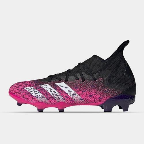 Predator Freak .3 FG Football Boots