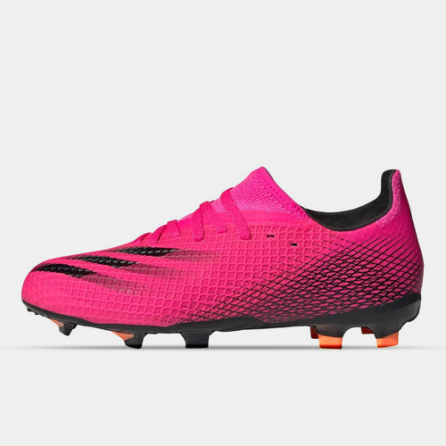 X Ghosted .3 Junior FG Football Boots