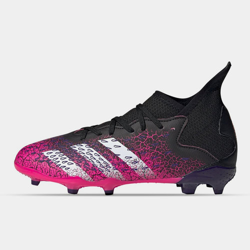 Predator .3 Childrens FG Football Boots
