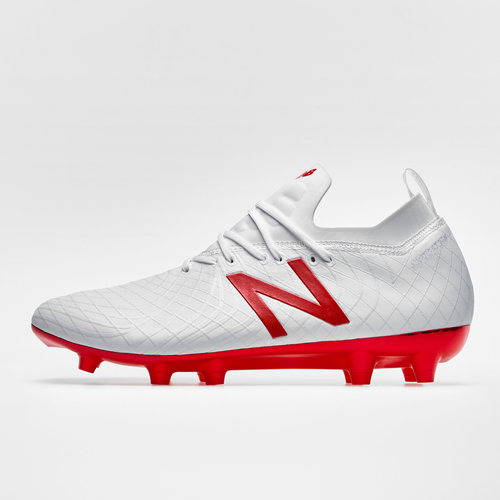 71df8325f1d36 New Balance Tekela Pro FG World Cup Football Boots. White/Flame