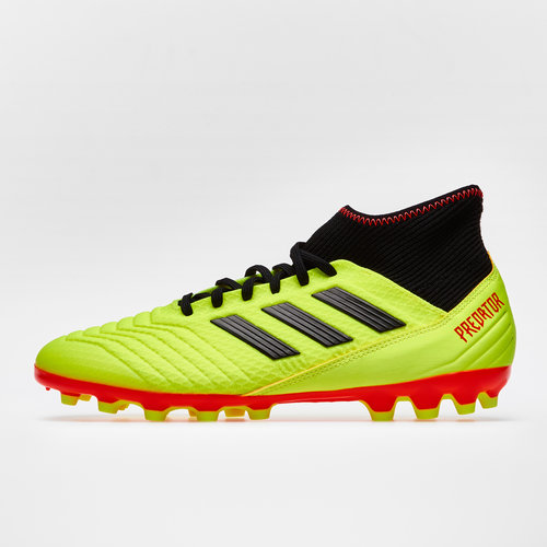 various colors 3f5f0 9d5a3 adidas Predator 18.3 AG Football Boots. Solar Yellow Core Black Solar Red