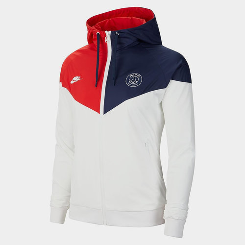 Paris Saint Germain Wind Runner Jacket