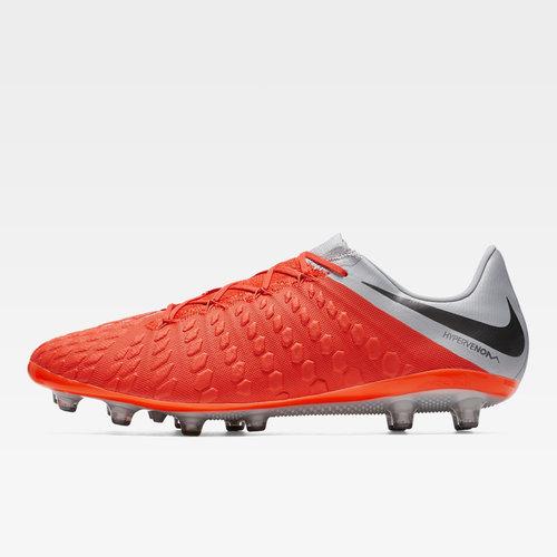 Hypervenom 3 Elite AG Pro Football Boots