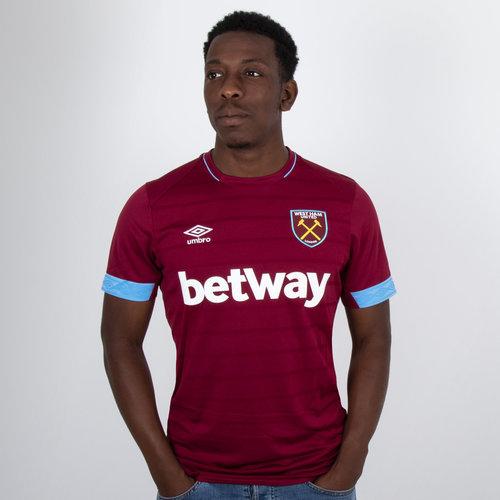 West Ham United 18/19 Home S/S Replica Football Shirt