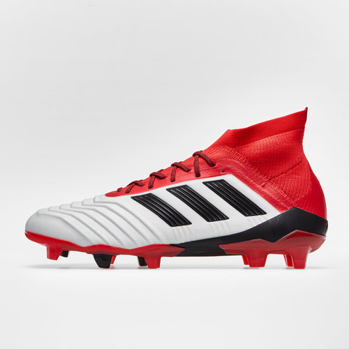 outlet store 65386 68e9a adidas Predator 18.1 FG Football Boots. WhiteCore BlackReal Coral