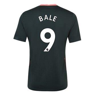 Tottenham Hotspur Gareth Bale Away Shirt 2020 2021