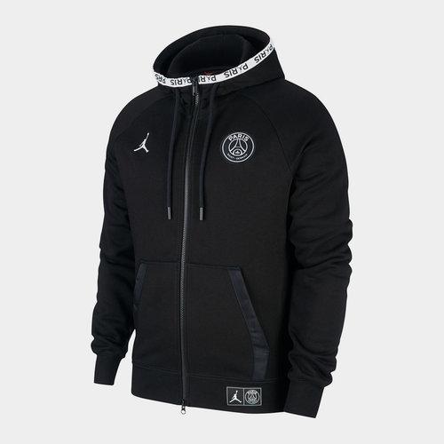 Paris Saint Germain Full Zip Jacket Mens