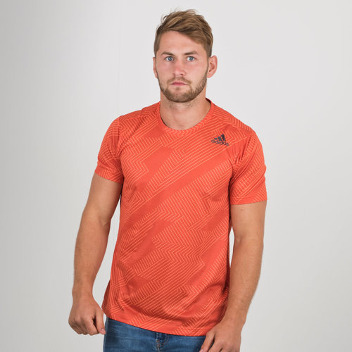 Free Lift Short Sleeve Gym T Shirt Mens