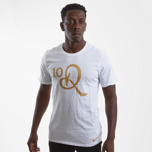 Logo Graphic R10 S/S Football T-Shirt