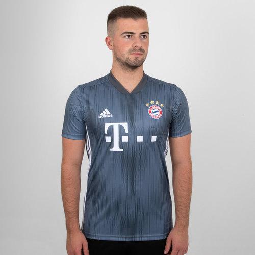Bayern Munich 18/19 3rd S/S Football Shirt