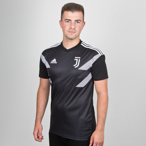 Juventus 18/19 Pre-Match Football Training Shirt
