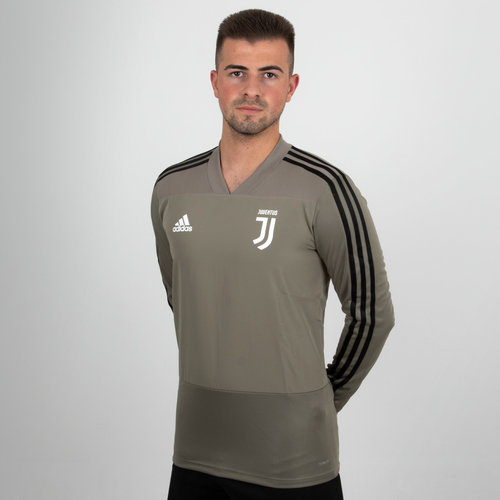 Juventus 18/19 L/S Football Training Top