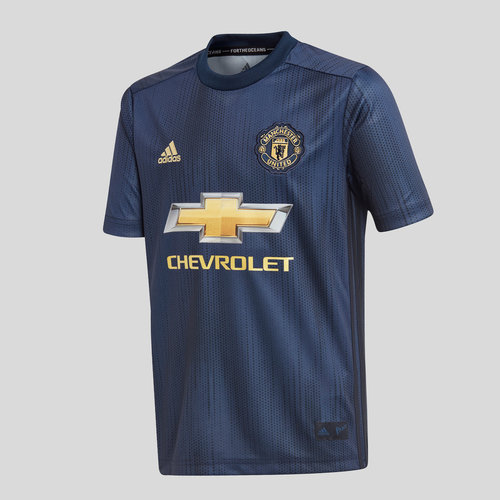 Manchester United 18/19 3rd Youth S/S Replica Football Shirt