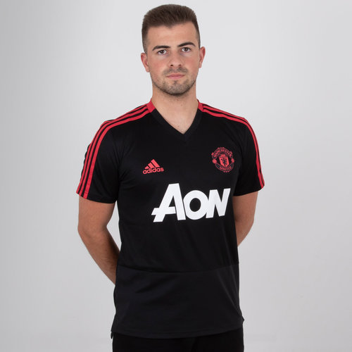 Manchester United 18/19 S/S Football Training Shirt