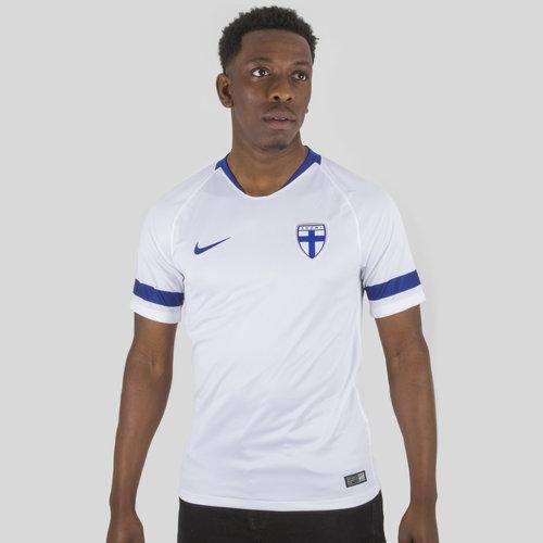 5ca3e2b3 Nike Finland 2018 Home S/S Stadium Football Shirt, £55.00