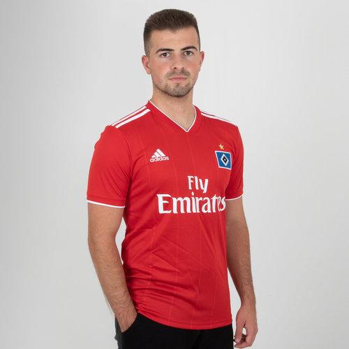 Hamburg SV 18/19 Away S/S Replica Football Shirt