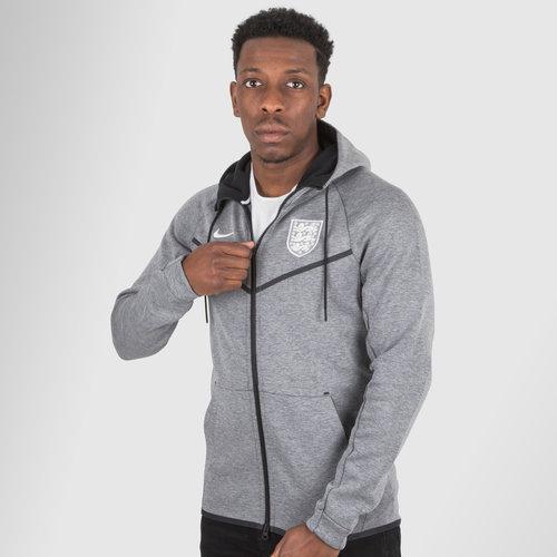England 2018 Tech Fleece Windrunner Football Jacket