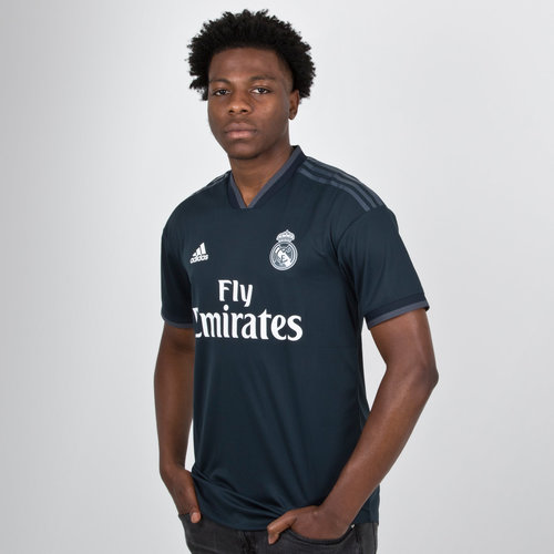 Real Madrid FC 18/19 Away Authentic S/S Football Shirt