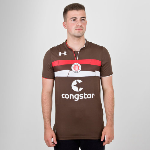 FC St Pauli 18/19 Home Football Shirt