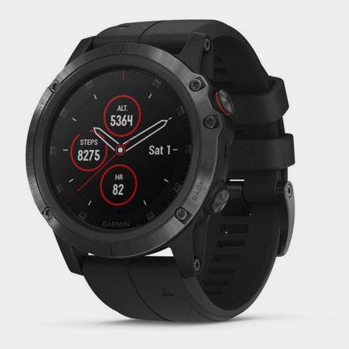 fenix 5X Plus Sapphire GPS Watch
