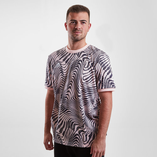Tango Graphic Football T-Shirt