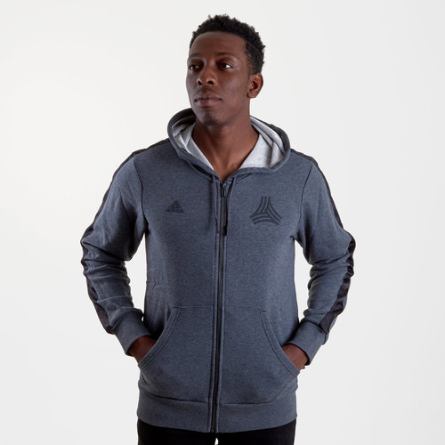 Tango Full Zip Football Hooded Sweat