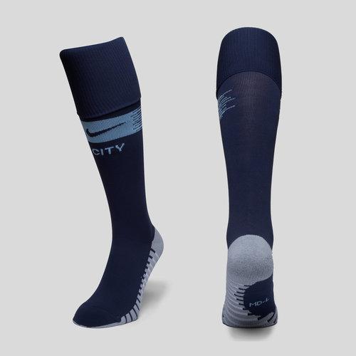 Manchester City 18/19 Home Football Socks