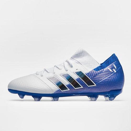 d2114462beaf adidas Nemeziz Messi 18.1 FG Kids Football Boots