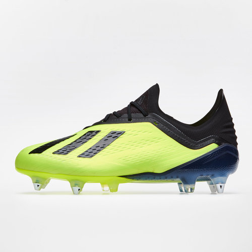 sports shoes 608e4 749dd adidas X 18.1 SG Football Boots. Solar Yellow Core Black Footwear White