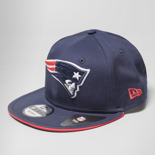 NFL New England Patriots Team Snapback Cap