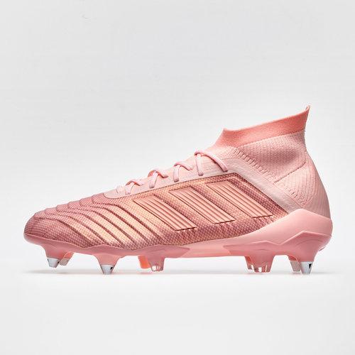d016219c14de adidas Predator 18.1 SG Football Boots. Clear Orange Clear Orange Trace Pink
