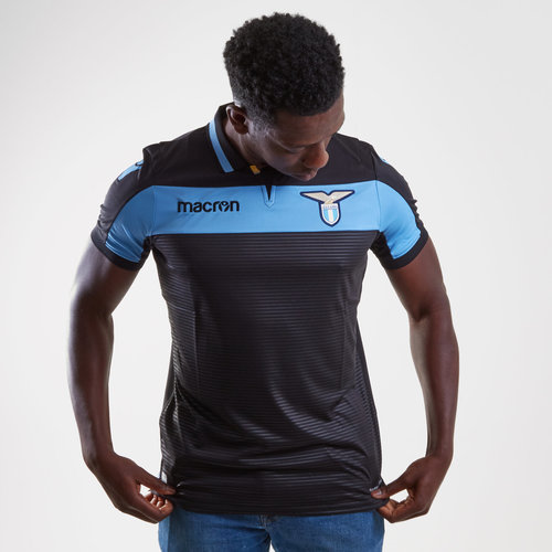 Lazio 18/19 3rd S/S Football Shirt