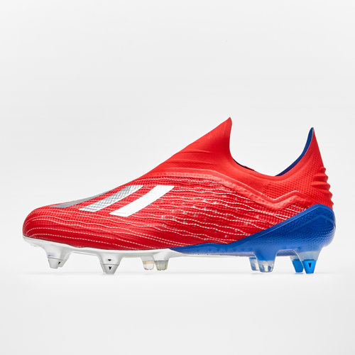 74f744cbb adidas X 18+ SG Football Boots. Active Red Silver ...