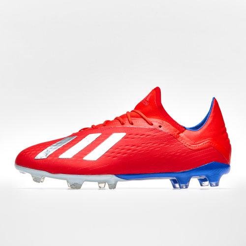 X 18.2 FG Football Boots
