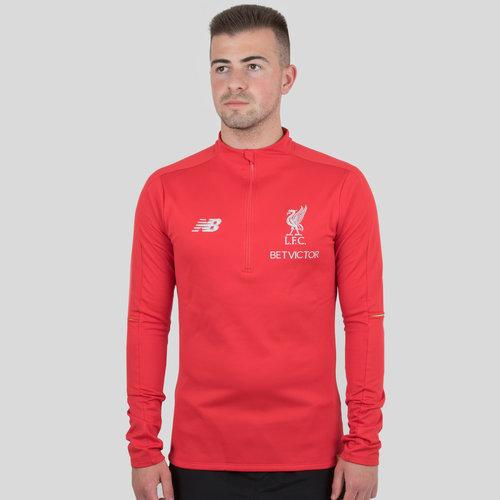 Liverpool FC 18/19 Training Hybrid Sweatshirt