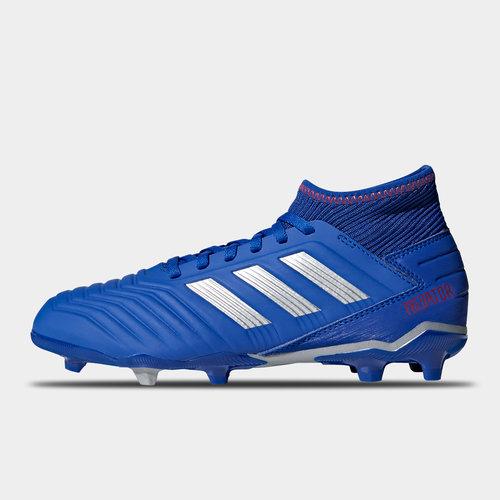 Predator 19.3 FG Kids Football Boots