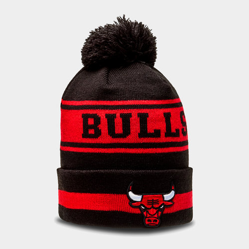 promo code 66dae 289e6 NBA Chicago Bulls Team Bobble Hat