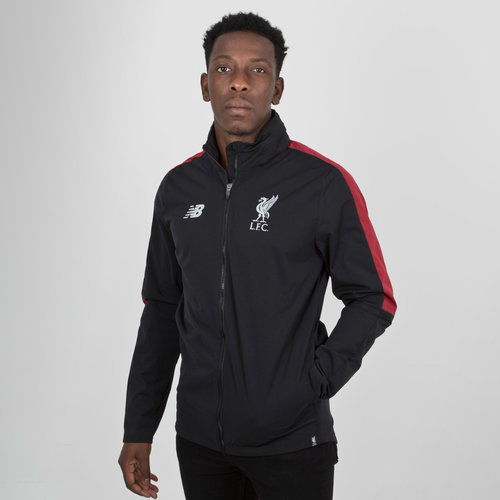 Liverpool FC 18/19 Elite Training Precision Rain Jacket - No Sponsor