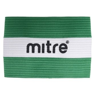 Captains Armband Green
