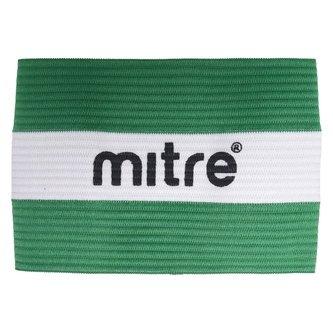 Captains Armband Green