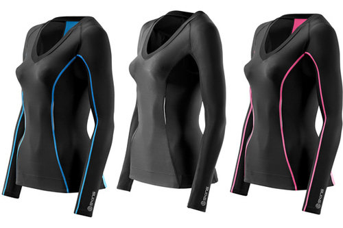 A200 Compression Long Sleeved Top - Womens